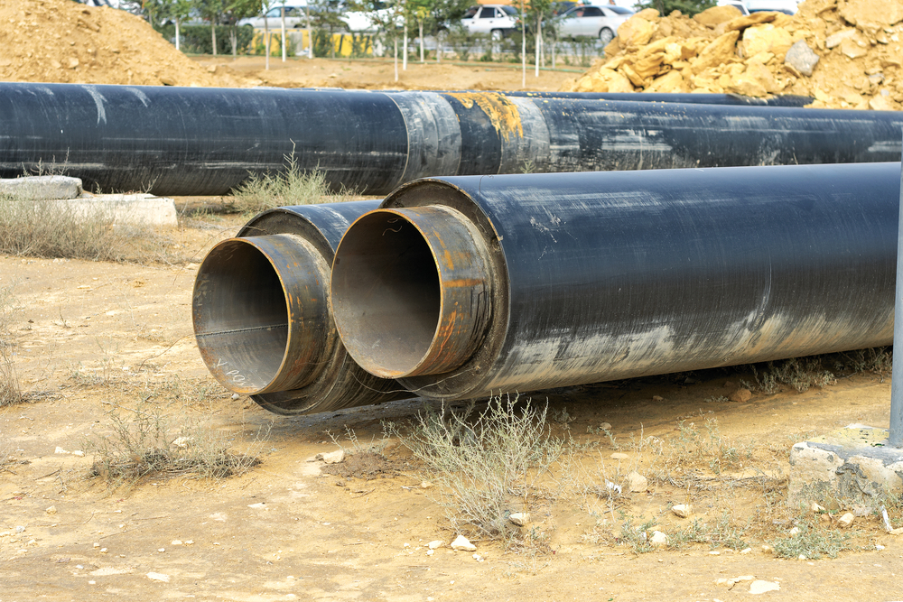 WestCal is Working on Insulating our New Pipelines - Westcal